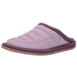 Sanuk Puff n Chill Low Slippers   Size 9